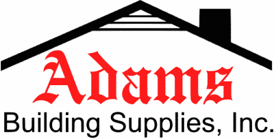 Adams Building Supplies, Inc. Logo